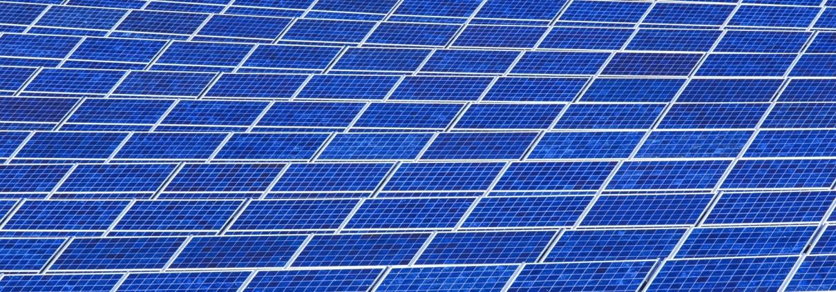 pannelli solari galleggianti