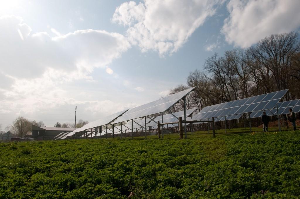 Solare e agricoltura